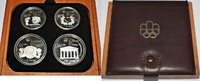 1974 Kanada Münzen Set - XXI. Olympische Sommerspiele 1976 in Motreal ... 87,00 EUR  zzgl. 6,20 EUR Versand