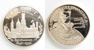 1 Dollar 1996 Vereinigte Staaten von Amerika, USA 150 Jahre Smithsonian... 59,90 EUR  zzgl. 6,20 EUR Versand