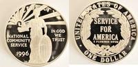 1 Dollar 1996 (S) Vereinigte Staaten von Amerika, USA Freiwillige Natio... 72,00 EUR  zzgl. 6,20 EUR Versand