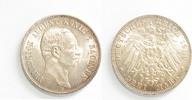 3 Mark 1909 (E) Deutschland / Kaiserreich Sachsen (Königreich) Friedric... 85,00 EUR  zzgl. 6,20 EUR Versand