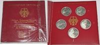 10 DM 1999 Deutschland Gedenkmünzen Set - 'Weimar - Kulturstadt Europas... 55,00 EUR  zzgl. 6,20 EUR Versand
