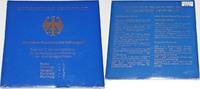 10 DM 1998 Deutschland Gedenkmünzen Set - '300 Jahre Franckesche Stiftu... 55,00 EUR  zzgl. 6,20 EUR Versand