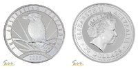 30 Dollars 2009 Australien 1kg Silberbarrenmünze Kookaburra st  680,00 EUR  zzgl. 24,00 EUR Versand