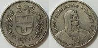 5 Franken 1931 Schweiz 13 Sterne ss  18,00 EUR  zzgl. 4,50 EUR Versand