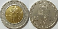 20 Diners 1998 D´Andora mit 1,5 Gramm .917 Gold, Gesamtgewicht 25 g st ... 99,90 EUR  zzgl. 4,50 EUR Versand