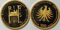 100 € 2003 D BRD Quedlinburg 2003 1/2 oz Gold st in org. Verpackung  725,00 EUR kostenloser Versand