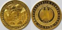 100 € 2002 D BRD Währungsunion st   gekapselt  725,00 EUR kostenloser Versand