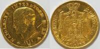 40 Lire 1814 M Italien Napoleon ss berieben  725,00 EUR kostenloser Versand