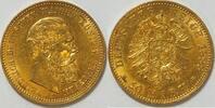 10 Mark 1888 Preussen Friedrich III ss  255,00 EUR kostenloser Versand