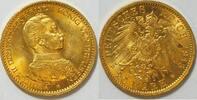20 Mark 1913 Preussen  vz - st  390,00 EUR kostenloser Versand