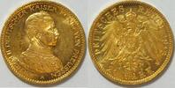 20 Mark 1913 Preussen Kaiser in Uniform fast st  390,00 EUR kostenloser Versand