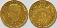 40 Lire 1810 M Italien Napoleon ss  725,00 EUR kostenloser Versand