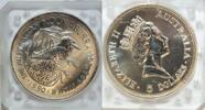 5 $ 1990 Australien Kookaburra st  79,00 EUR inkl. gesetzl. MwSt., zzgl. 4,50 EUR Versand