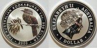 1 $ 2000 Australien Kookaburra st  57,00 EUR inkl. gesetzl. MwSt., zzgl. 4,50 EUR Versand