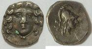 Trihemiobol 3. Jhd. Pisidien Selge Gorgoneion Rs. behelmter Athenakopf ... 90,00 EUR inkl. gesetzl. MwSt., zzgl. 4,50 EUR Versand