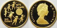 100 $ Gold 1979 Kanada / Canada Jahr des Kindes 15,55 g PP proof  725,00 EUR kostenloser Versand
