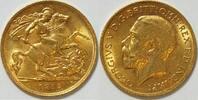 1/2 Pfund 1912 Großbritannien  vz  190,00 EUR  zzgl. 4,50 EUR Versand