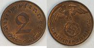2 Pf 1938 J Deutsches Reich  vz/st  3,00 EUR2,70 EUR  zzgl. 2,95 EUR Versand