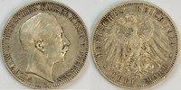 3 Mark 1909 Preussen  ss  25,00 EUR  zzgl. 4,50 EUR Versand
