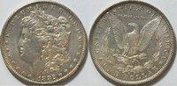 1 $ 1882 USA  vz  42,00 EUR  zzgl. 4,50 EUR Versand
