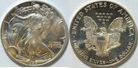 1 $ 1988 USA Silber Eagle  1 oz Silber st  28,00 EUR  zzgl. 4,50 EUR Versand