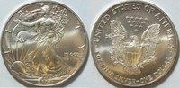 1 $ 2004 USA Silber Eagle  1 oz Silber unc  26,00 EUR  zzgl. 4,50 EUR Versand
