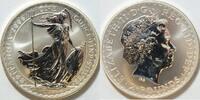 2 Pfund 2006 Grossbritannien Britannia st  99,00 EUR  zzgl. 4,50 EUR Versand