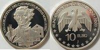 10 Euro 2003 J Bundesrepublik Deutschland Julius von Liebig PP  18,99 EUR  zzgl. 4,50 EUR Versand