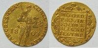 Dukat 1803 Niederlande  ss  315,00 EUR kostenloser Versand