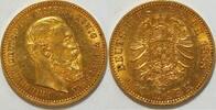 10 Mark 1888 Preussen Friedrich III vz  265,00 EUR kostenloser Versand