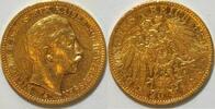 20 Mark 1902 Preussen Wilhelm II ss  355,00 EUR kostenloser Versand