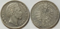5 Mark 1876 Bayern  ss  59,00 EUR  zzgl. 4,50 EUR Versand
