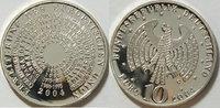 10 Euro 2004 BRD Erweiterung  der EU PP  25,00 EUR  zzgl. 4,50 EUR Versand