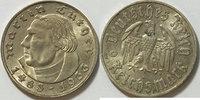 2 RM 1933 A 3. Reich Luther ss +  27,00 EUR  zzgl. 4,50 EUR Versand