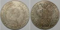 20 Kreuzer 1804 Habsburger / Österreich Franz II ss  23,00 EUR  zzgl. 4,50 EUR Versand