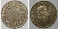10 Rappen 1928 Schweiz  vz  25,00 EUR  zzgl. 4,50 EUR Versand