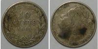 10 Cent 1903 Niederlande  s  4,00 EUR  zzgl. 2,95 EUR Versand