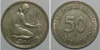 50 Pf 1966 J BRD  vz  50,00 EUR35,00 EUR  zzgl. 4,50 EUR Versand