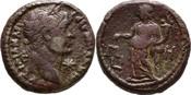 Billon 98-117 n.Ch Aegypten/Alexandria Tra...