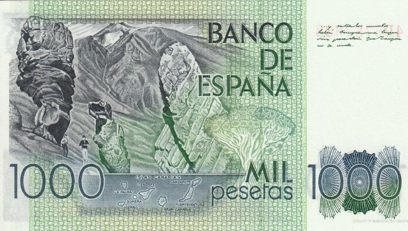Fotos de billetes de 10000 pesetas 65