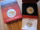 1 Dollar 2003 Australien Australien Kangaroo 1 Dollar 2003 BU Gold plat... 59,95 EUR  zzgl. 5,00 EUR Versand