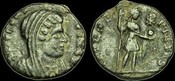 AE3/4 ca.337-40AD ROMAN IMPERIAL DIVO CONS...