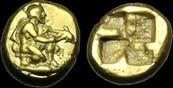 Hekte ca.450-400B ASIA MINOR MYSIA, Kyziko...