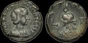 Tetradrachm ca.220AD ROMAN PROVINCIAL JULI...