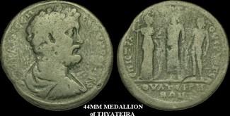 GREEK IMPERIAL IM-JKPD - SEPTIMIUS SEVER...