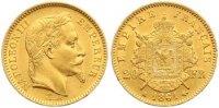 20 Francs Gold 1861  BB Frankreich Napoleon III. 1852-1870. Sehr schön ... 265,00 EUR