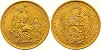 50 Soles Gold 1965 Peru Republik seit 1821. Winziger Kratzer, vorzüglic... 865,00 EUR