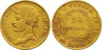 20 Franken Gold 1809  J Westfalen, Königreich Hieronymus Napoleon 1807-... 625,00 EUR