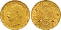 10 Mark Gold 1910  G Baden Friedrich II. 1907-1918. Vorzüglich - Stempe... 1100,00 EUR