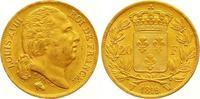 20 Francs Gold 1819  W Frankreich Ludwig XVIII. 1814, 1815-1824. Vorzüg... 475,00 EUR
